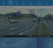 traffic video surveillance